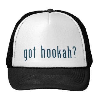 got hookah trucker hat