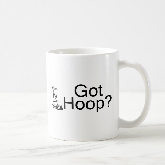 Got Hoop Hula Hoop Girl Coffee Mug