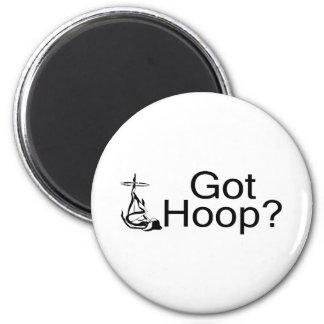 Got Hoop Hula Hoop Girl Magnet