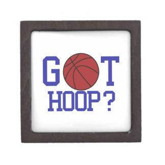 Got Hoop? Jewelry Box