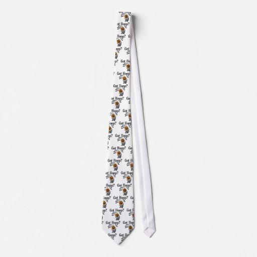 Got Hoop? Neck Tie