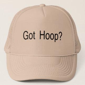 Got Hoop Trucker Hat