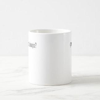 got hoops? coffee mug