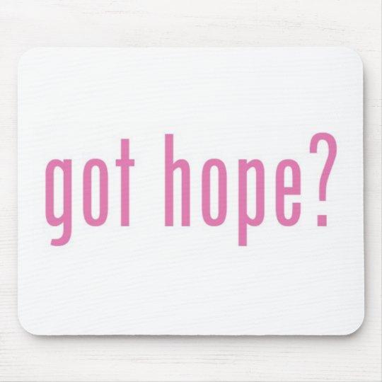 got hope? mouse pad