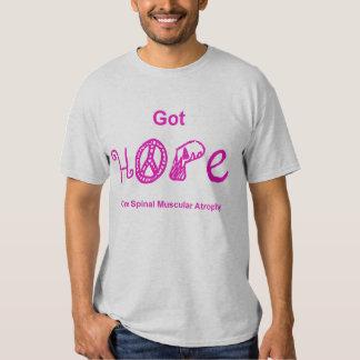 Got Hope - Pink Tee Shirt