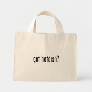 got hotdish? bag