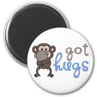 Got hugs imán redondo 5 cm