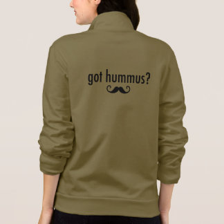 Got Hummus? Jacket