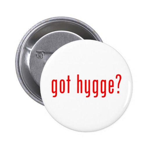 got hygge? buttons