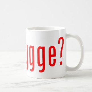 got hygge? coffee mug
