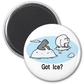 Got Ice? 2 Inch Round Magnet