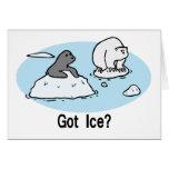 Got Ice? Card