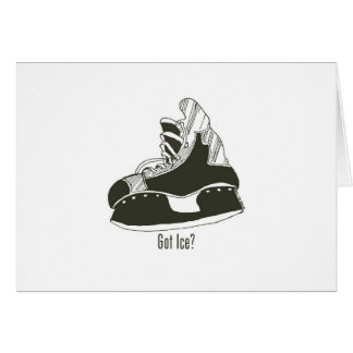 GOT ICE? CARDS