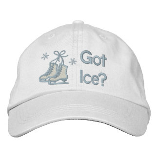 Got Ice? Embroidered Baseball Cap