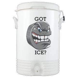 GOT ICE? IGLOO BEVERAGE COOLER