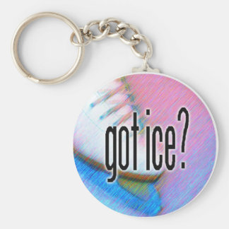 Got Ice Keychain