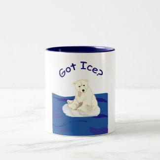 Got Ice Two-Tone Coffee Mug