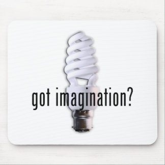Got Imagination Mouse Pad