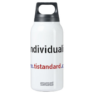 Got Individualism? Insulated Water Bottle