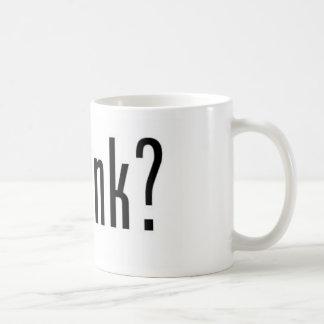 got ink? coffee mug