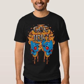 Got Ink Skulls T Shirt