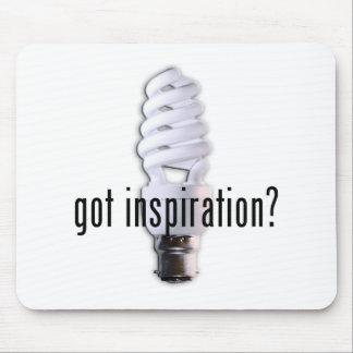 Got Inspiration? Mouse Pad