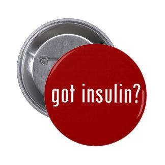 got insulin? button