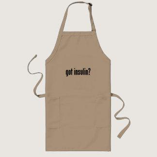 got insulin? long apron