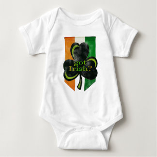 got irish infant onsie shirts