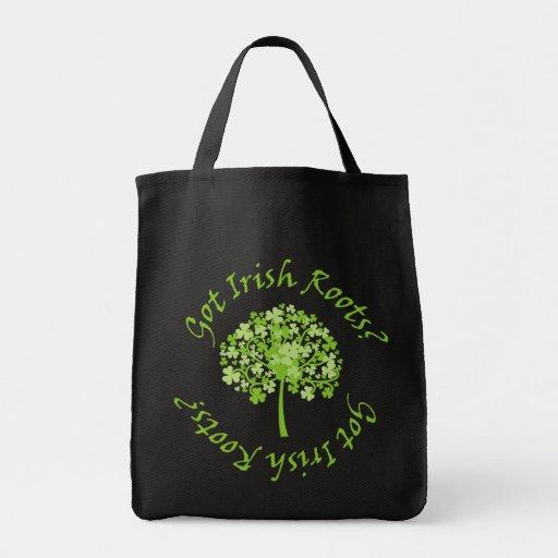 Got Irish Roots? Tote Bags