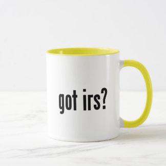 got irs? mug