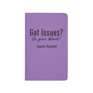 Got Issues Journal