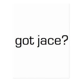Got Jace? Postcard