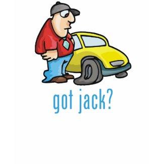 Got Jack? Women's T-Shirt shirt