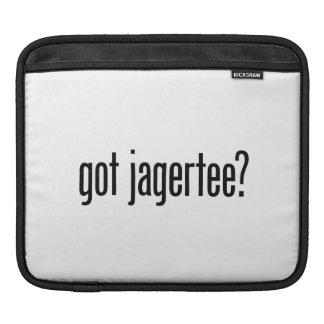 got jagertee sleeve for iPads