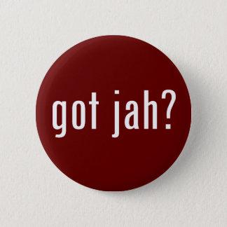 got jah? pinback button