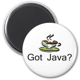 Got Java? 2 Inch Round Magnet