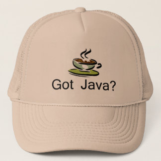 Got Java Trucker Hat