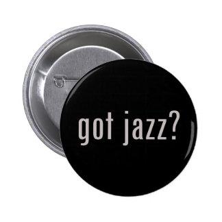 got jazz? 2 inch round button
