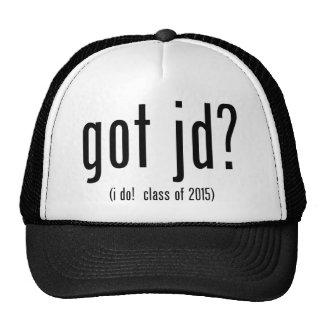 got jd? (i do! class of 2015) trucker hat