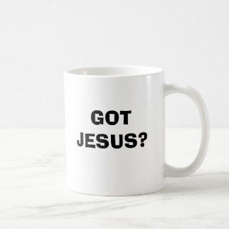 GOT JESUS? COFFEE MUG