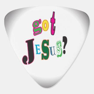 Got Jesus ? Guitar Pick