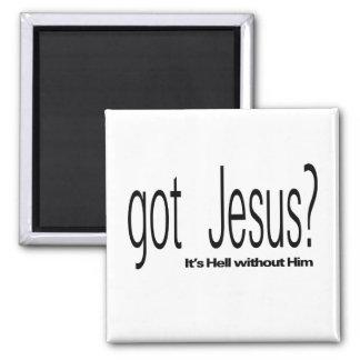 Got Jesus Magnet