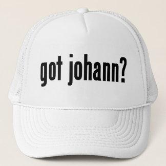 got johann? trucker hat