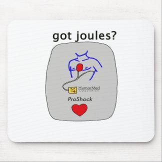 Got Joules? Mouse Pad