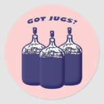 Got Jugs Sticker