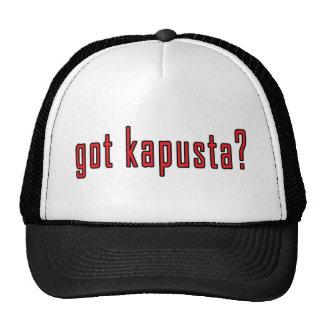 got kapusta? trucker hat
