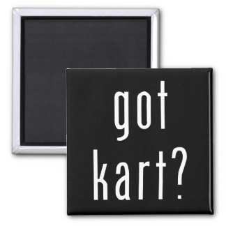 got kart? Magnet