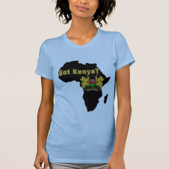 """got kenya"" t-shirt and etc"