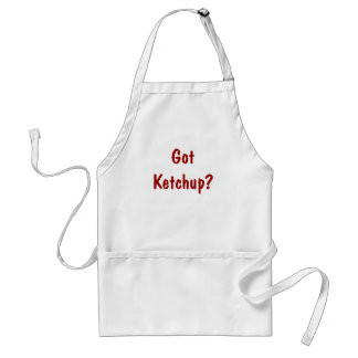 Got Ketchup? Apron